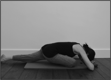Stretch your hips to relieve sciatic pain - piriformis syndrome