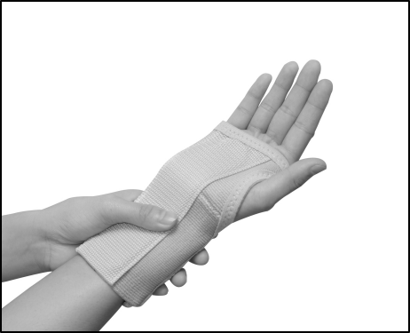 hand splint for carpal tunnel syndrome