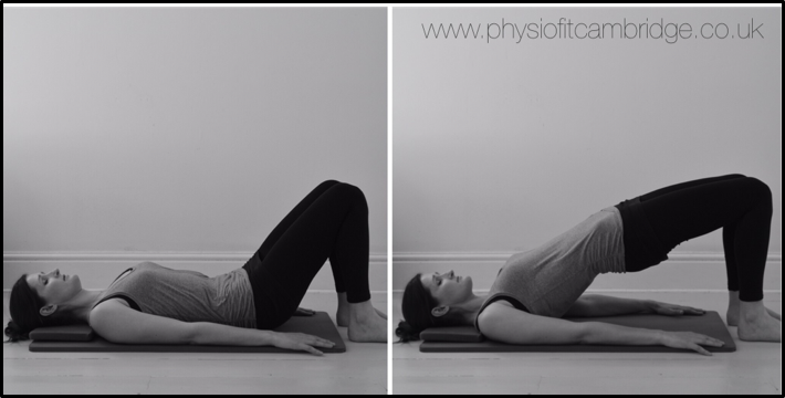 Exercise to relieve hip pain and bursitis