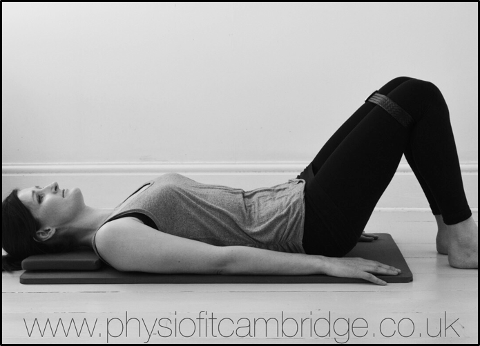 Hip exercise for pain and bursitis from a Physiotherapist