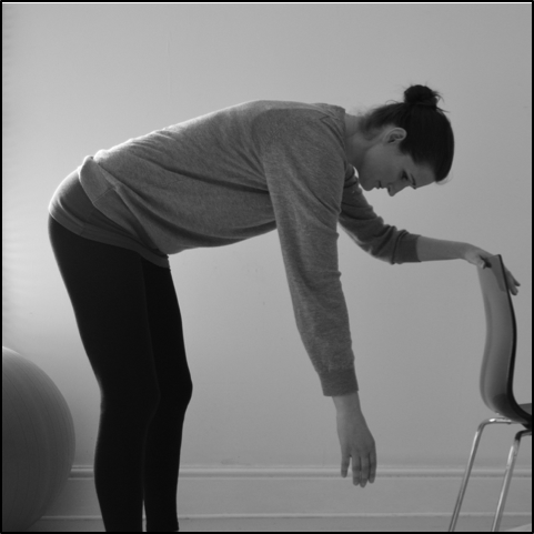 pendular shoulder stretch for pain relief