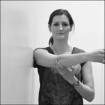 Shoulder stretch for impingement