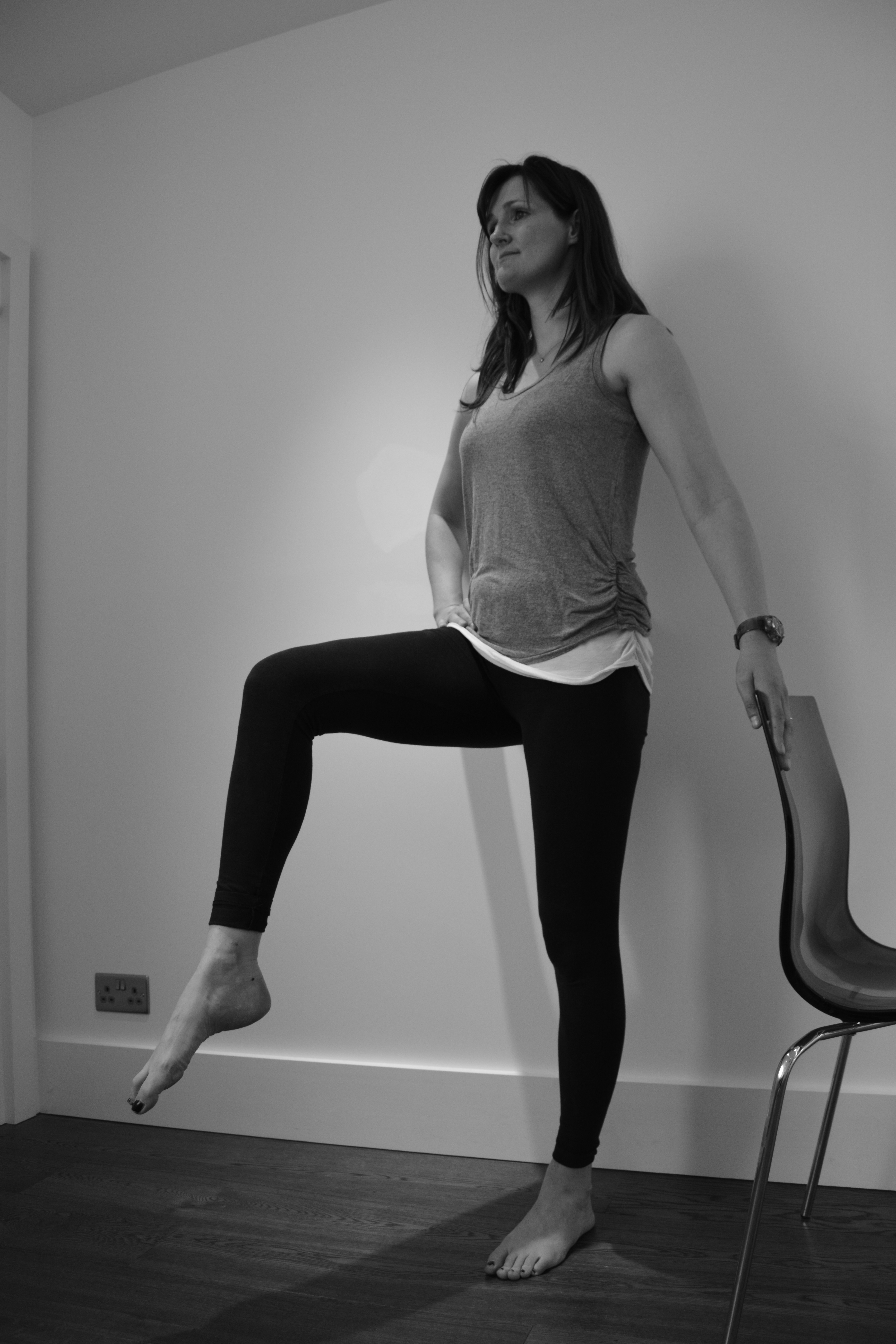 Balance and strengthening exercise