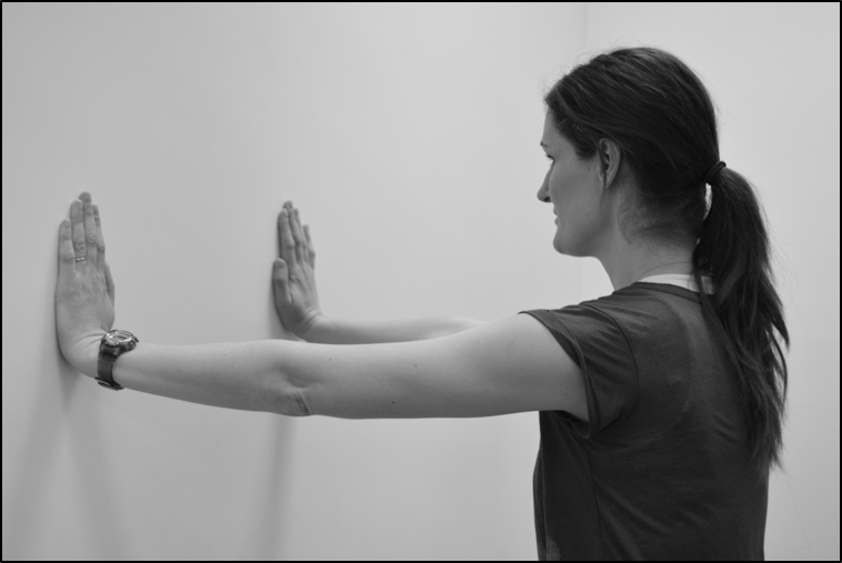 Shoulder strengthening for stability to treat impingement