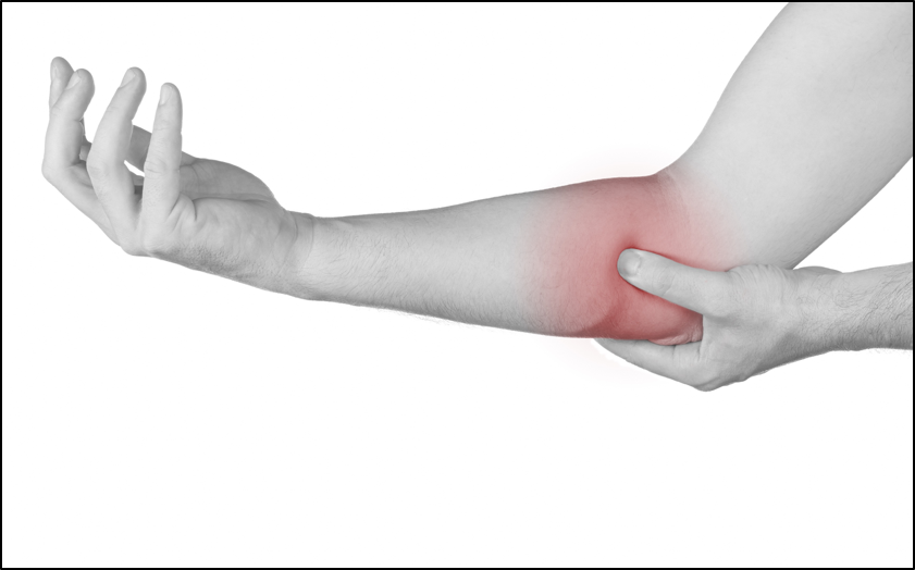 Golfer's Elbow pain