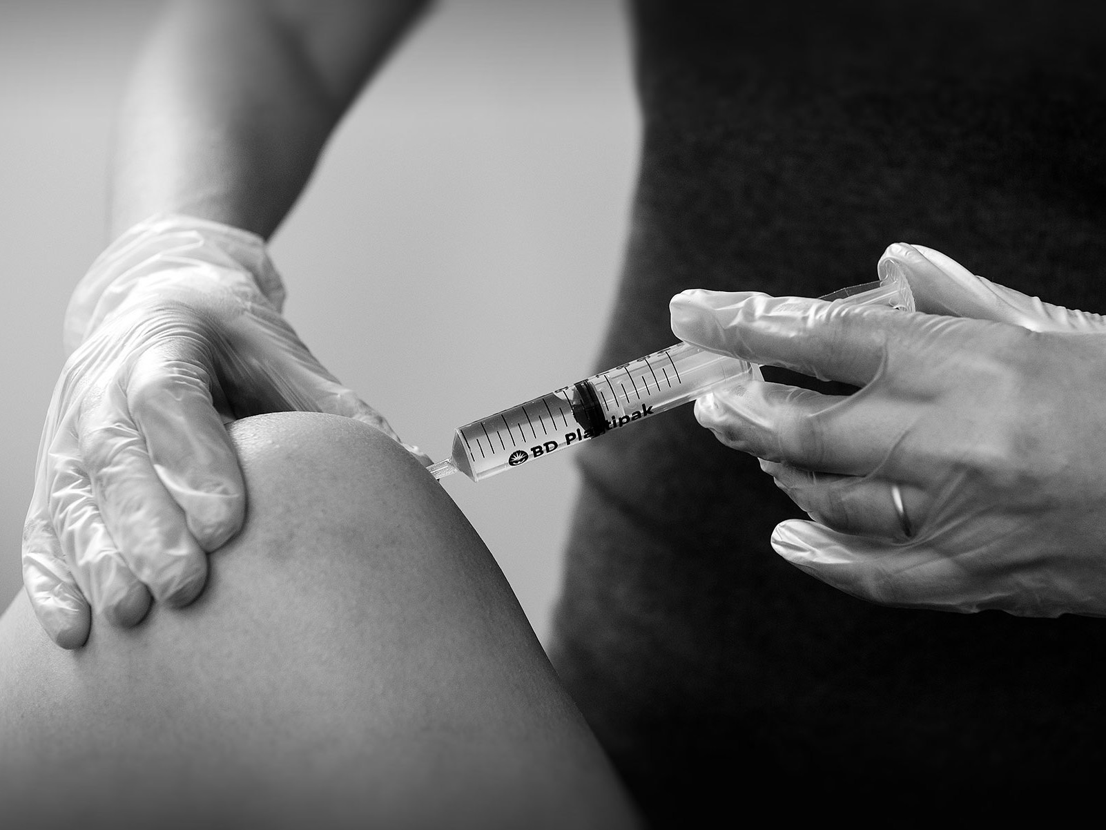 Physio injection therapy
