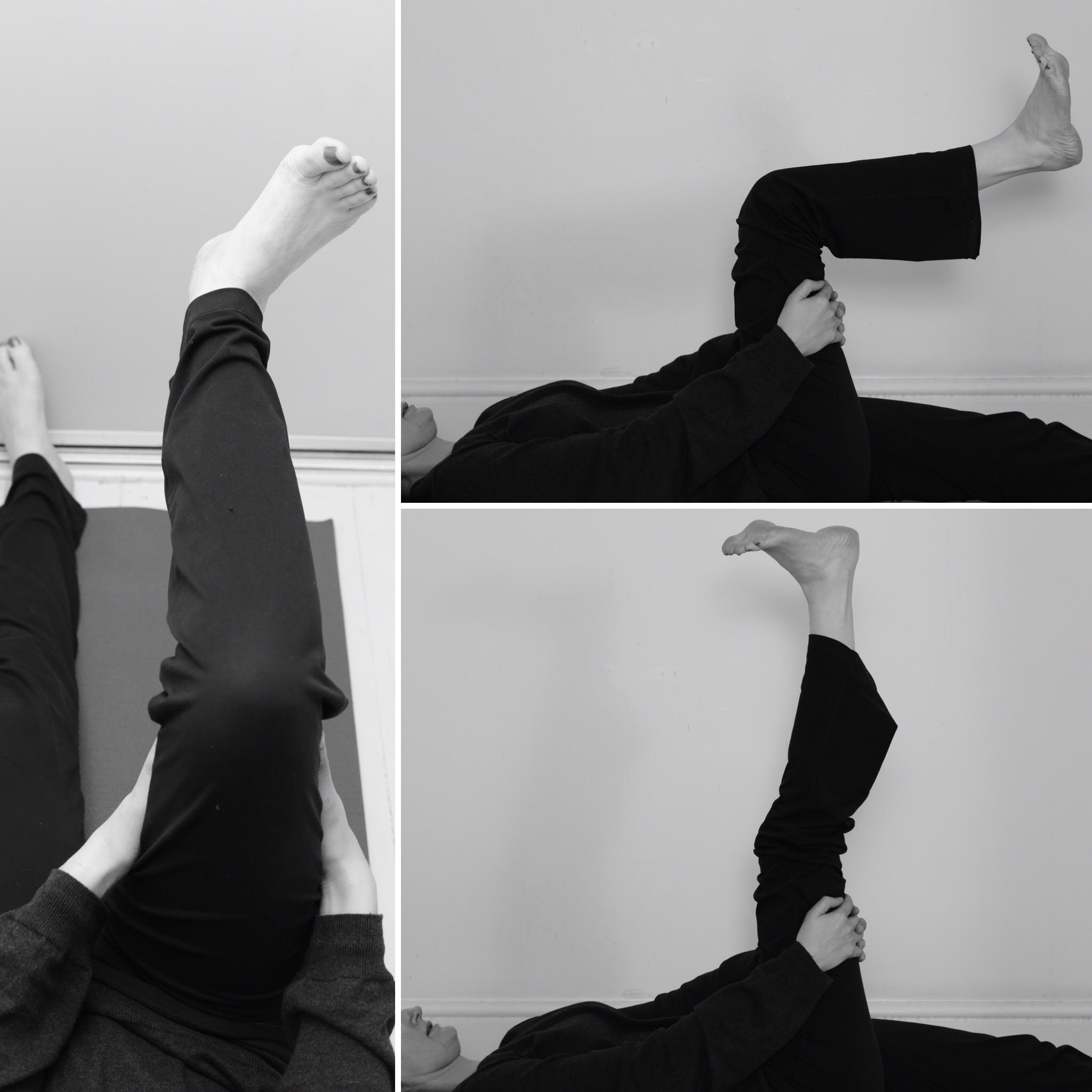 Nerve gliding exercise