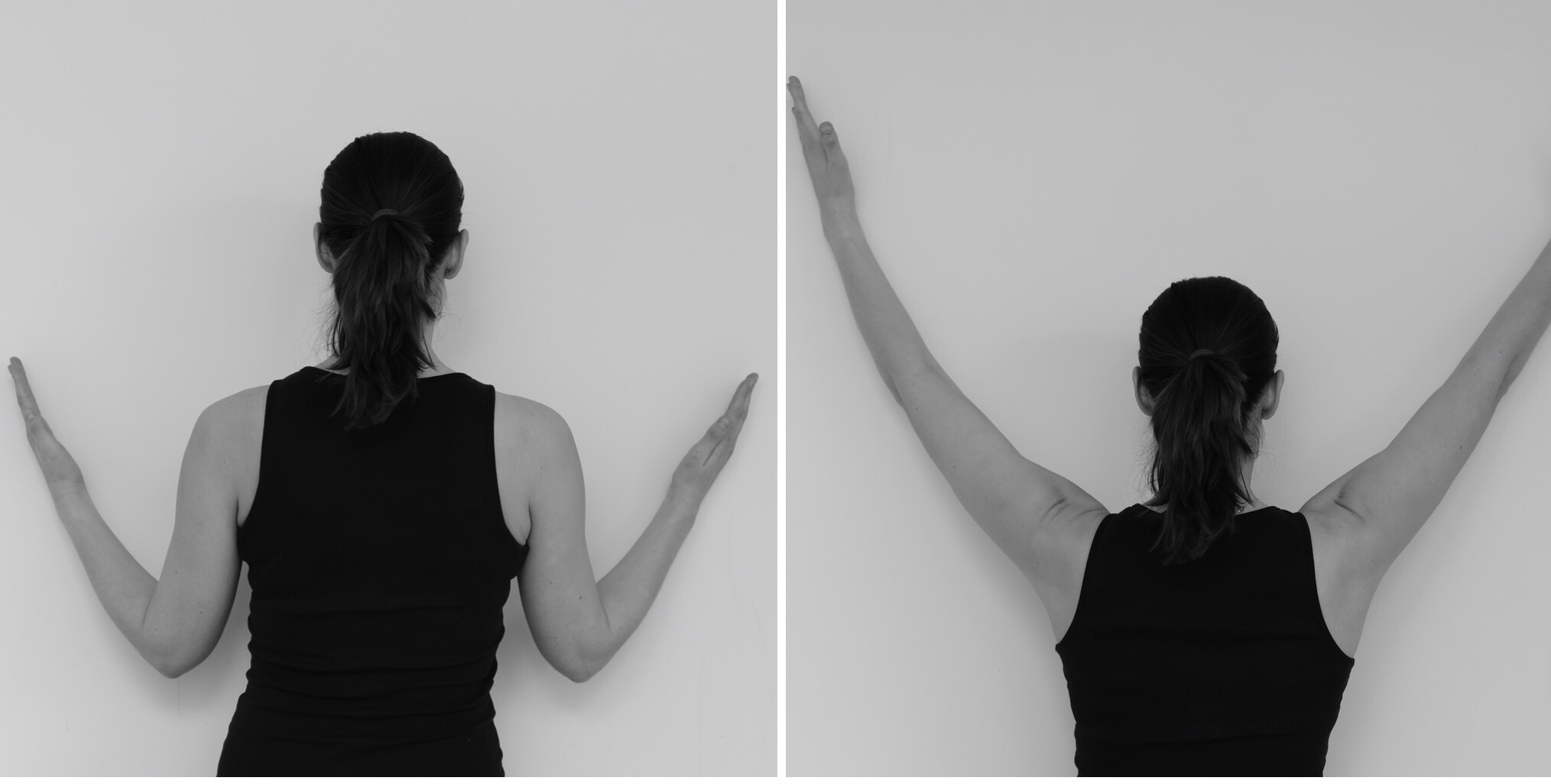 shoulder exercise for people with headaches