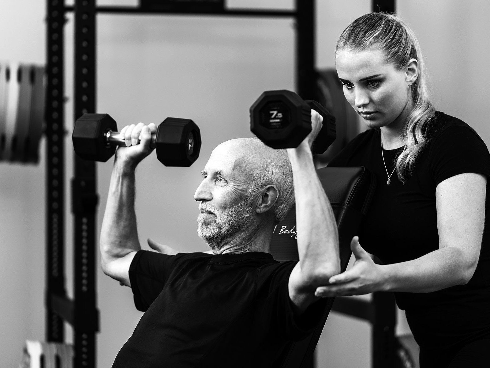 Over 60_s, elderly, older adults, personal training Cambridge