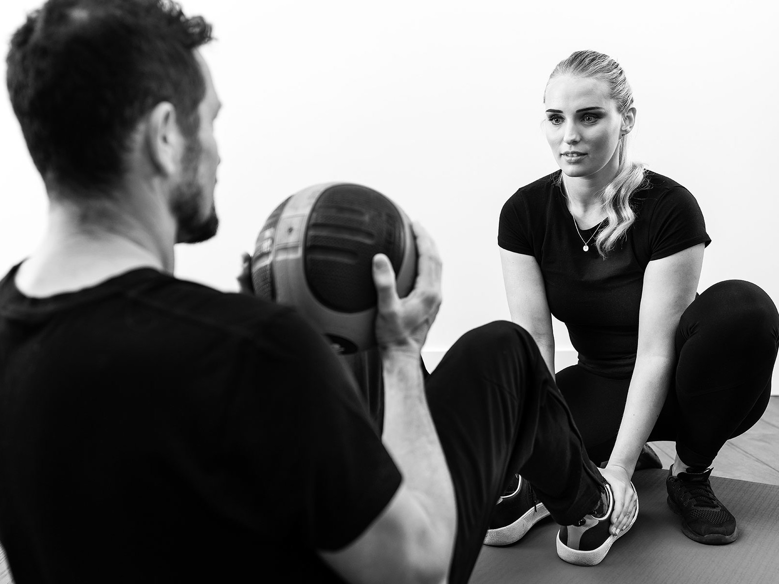 Personal Training with a Physiotherapist