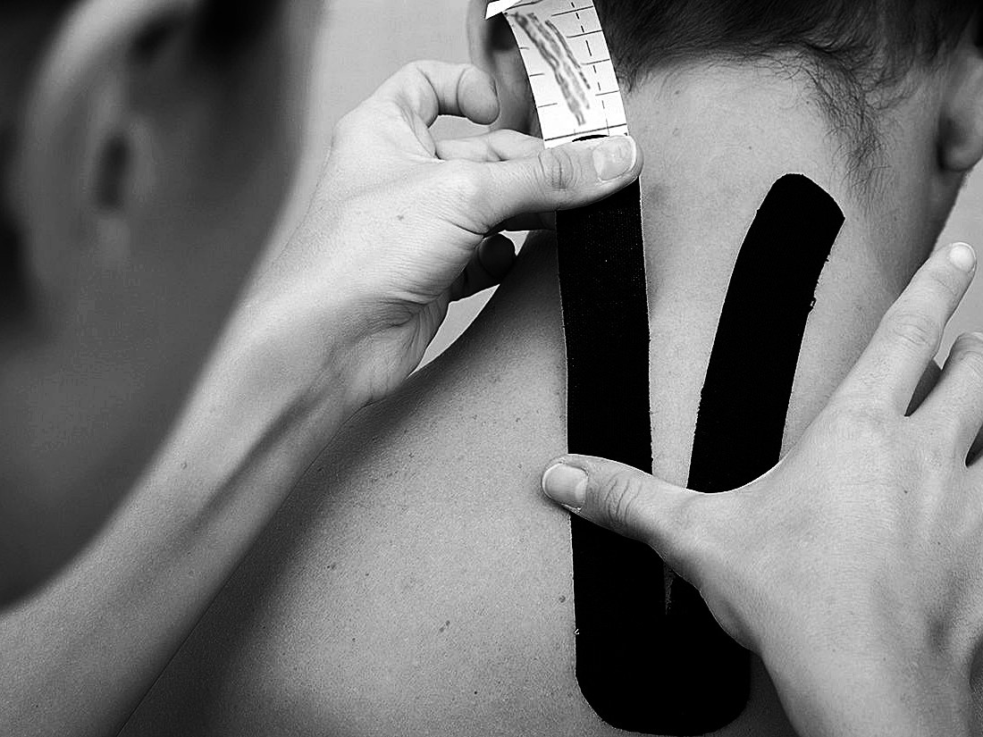 Kinesiotaping - Sports Tape - Cambridge Physiotherapy and Sports Injury Clinic